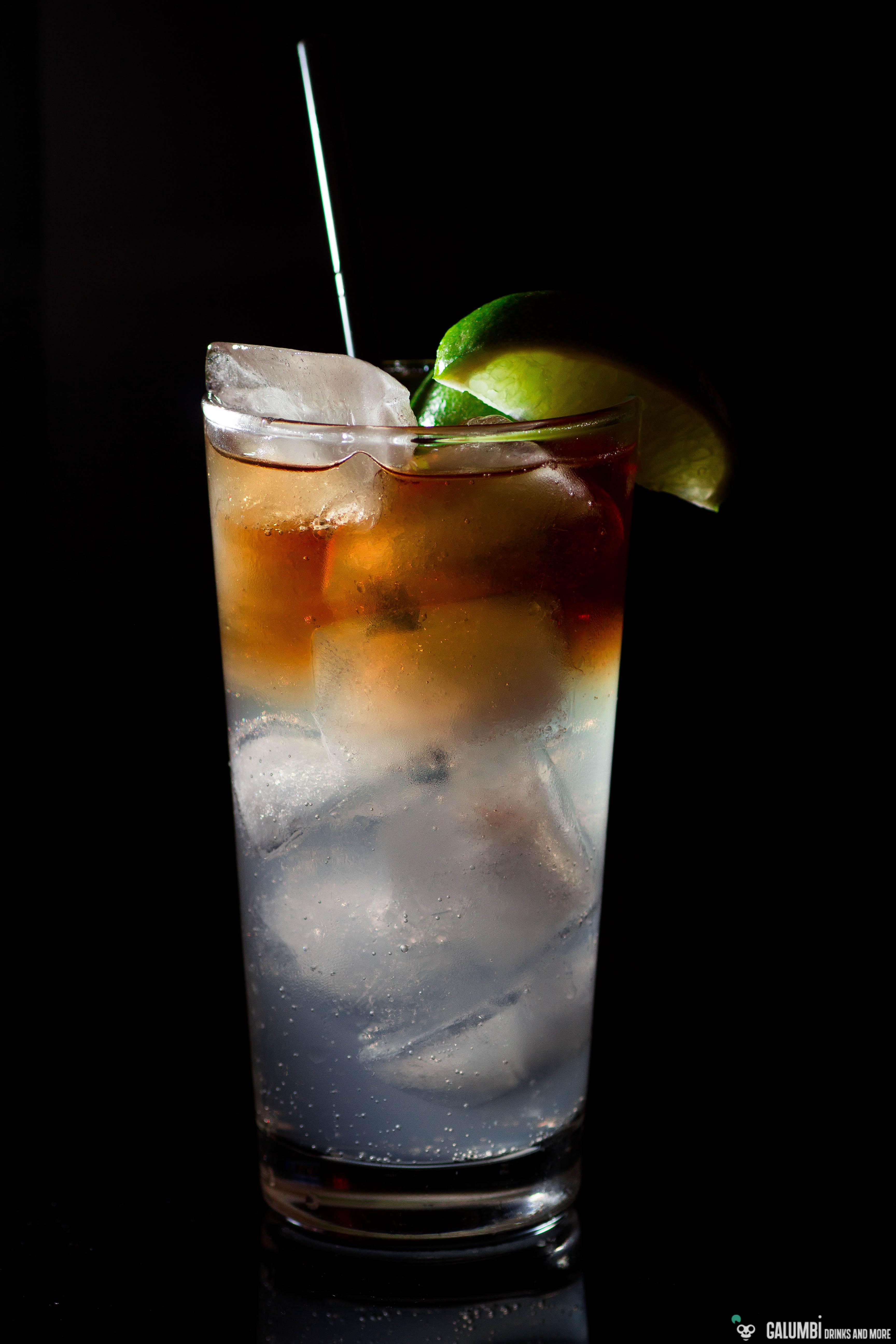 Dark Rum Mixed Drinks