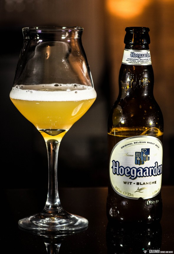 From The Brew Kettle Hoegaarden Wit Galumbi