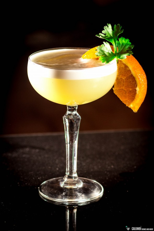 Cathedral Cocktail