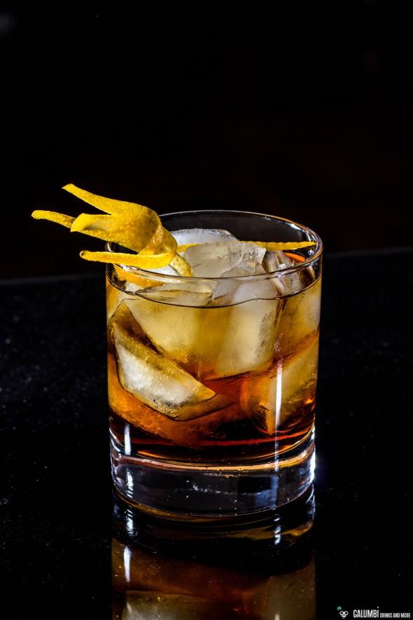 La Merced Cocktail