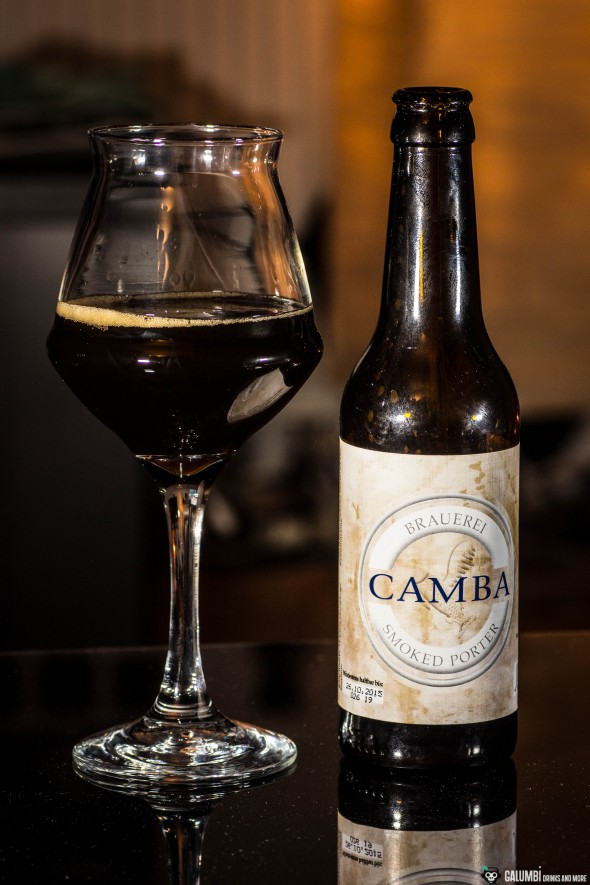 Camba Smoked Porter
