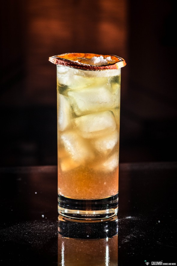 Cubano Highball