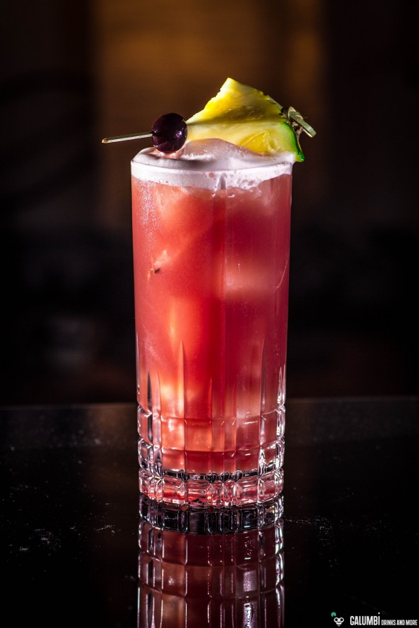 Singapore Sling (authentic)