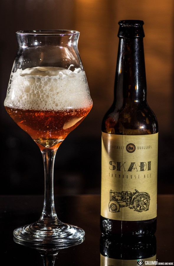 Skadi Farmhouse Ale