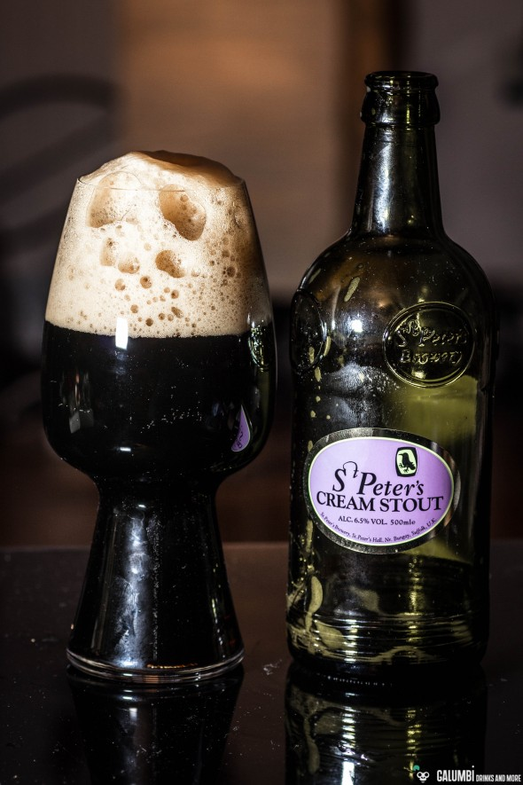 St. Peter's Cream Stout