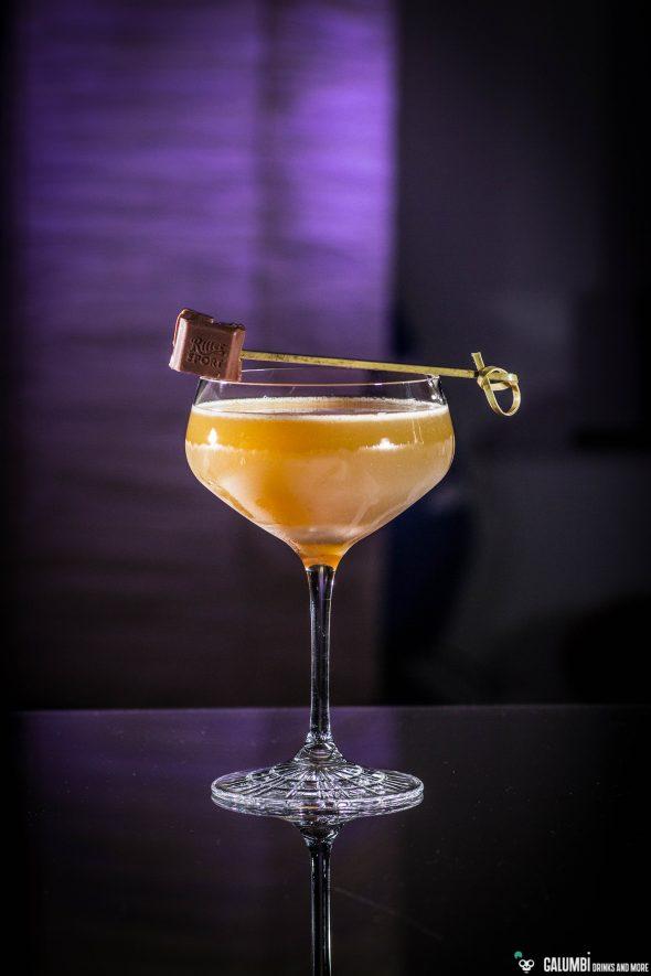 Rum-Traube-Nuss