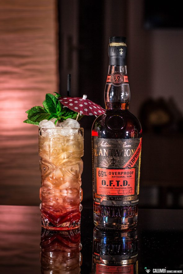 Pure Spirits: Plantation O.F.T.D. Overproof Rum ...