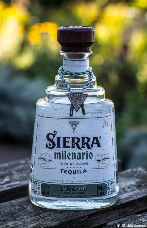 Sierra Milenario Fumado Tequila Teatime With Imix Galumbi